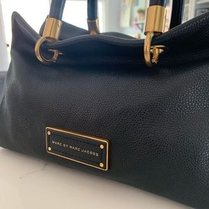 Marc Jacobs Too Hot To Handle Leather Satchel